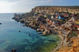 Popeye Village - Maltapass top Attractions Guide - malta discount card