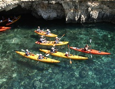Gozo Aventures - MaltaDiscountCard - Visit Malta and Gozo Tourist guide restaurants attractions history diving and more. Malta map discount pass for holiday in sunny weather