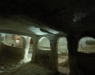 St Paul's Catacombs - MaltaDiscountCard - Visit Malta and Gozo Tourist guide restaurants attractions history diving and more. Malta map discount pass for holiday in sunny weather