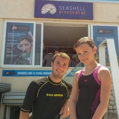 Seashell Dive Centre - Malta Discount Card tourist diving card