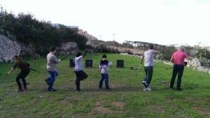 Falcon Archery Malta - Maltapass top experiences Guide - malta discount card
