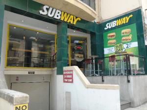 Subway Msida - Maltapass top restaurant Guide - malta discount card