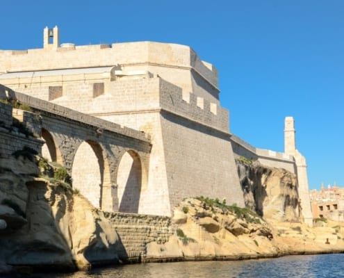 Fort St Angelo - Maltapass Heritage Malta Guide - malta discount card