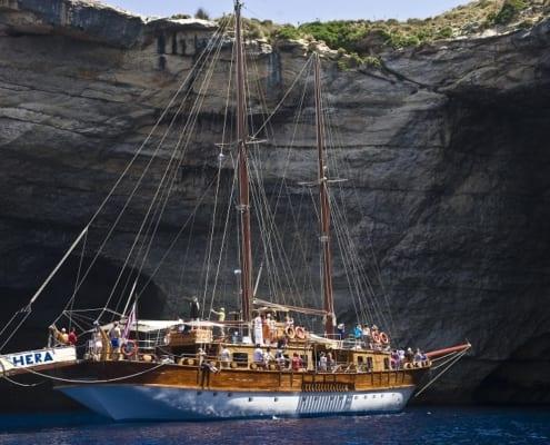 Supreme cruises - Maltapass top Boat Cruises Guide - malta discount card