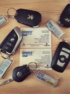 Sundrive Car Rental