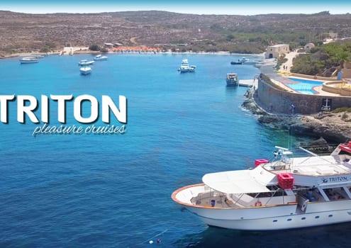Triton Cruises - Malta Discount Card Pass