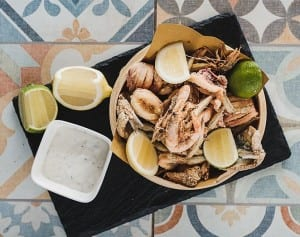 Pepe Nero Shell Shack and Grill - Malta Discount Card - Dining Guide - Malta & Gozo Holidays and Local Discount Pass - Tourism map